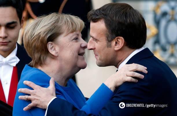 Все подробности переговоров Зеленского, Путина, Макрона и Меркель