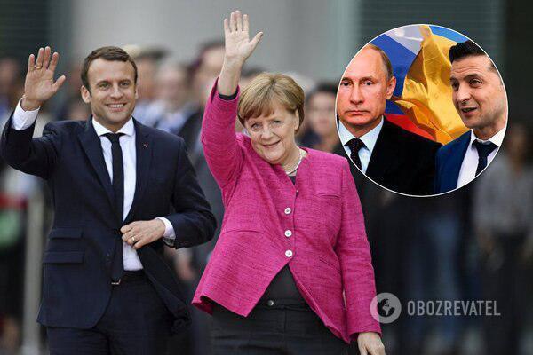 Нормандская встреча: все, что нужно знать о переговорах Зеленского с Путиным