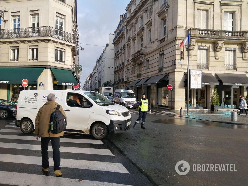 "Обстановка в Париже перед ""нормандским форматом"""