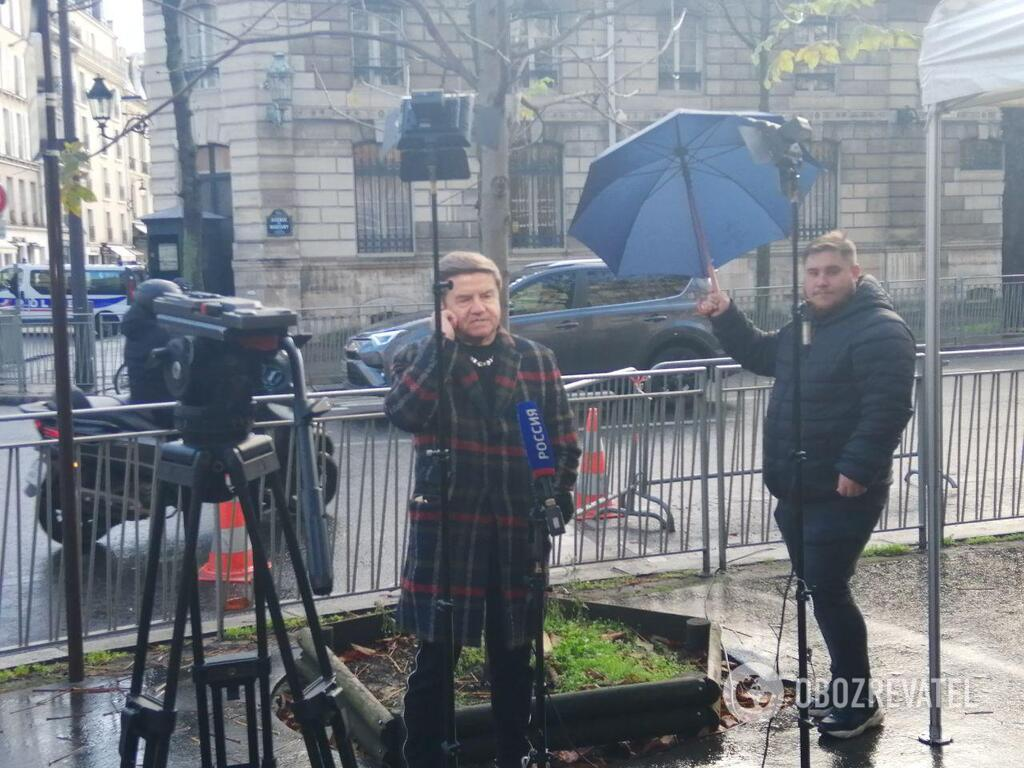 На саммит приехали кремлевские пропагандисты