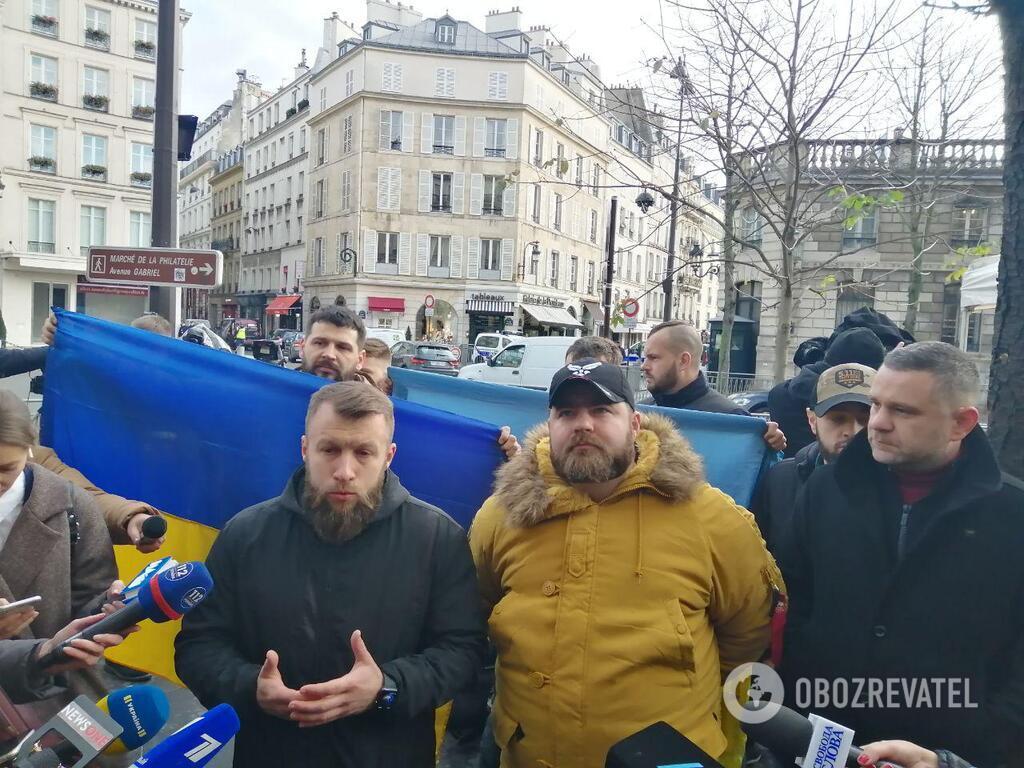 Максим Жорин и Андрей Козинчук