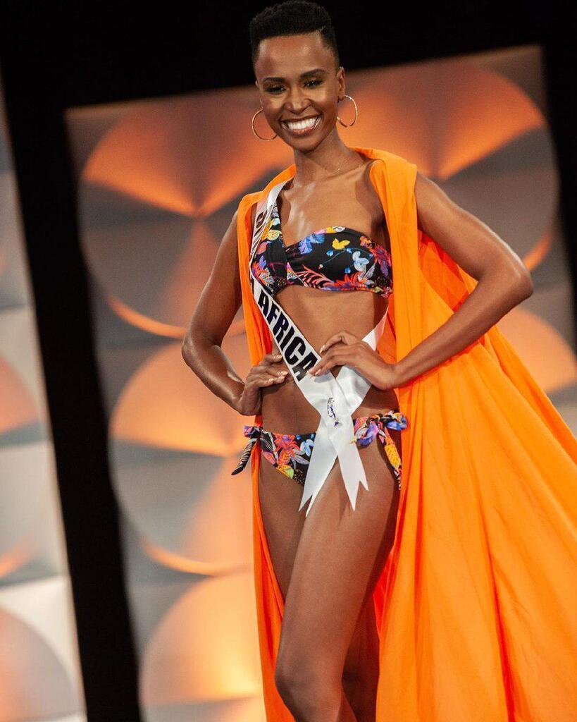 """Новой """"Мисс Вселенная"""" стала """"Черная пантера"""" из Африки: фото горячей красотки"""