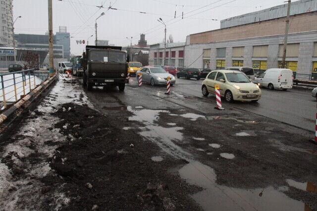 ''Разваливается на глазах'': названа дата демонтажа Шулявского моста photo