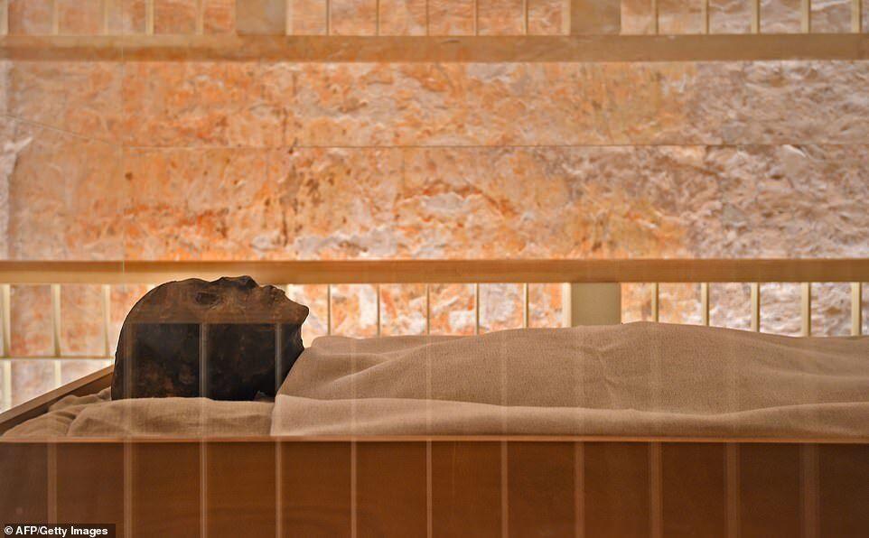 """Ученые думали 100 лет: раскрыта одна из загадок """"проклятия"""" гробницы фараона Тутанхамона photo"""