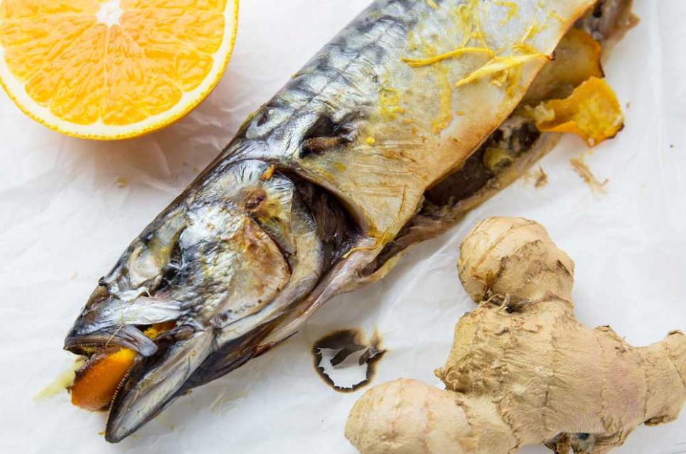 Як приготувати оригінальні страви з риби: рецепти