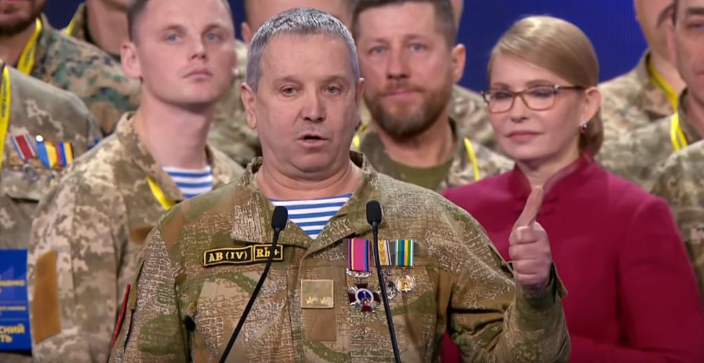 Киборги подали в суд за обвинения в подкупе со стороны Тимошенко