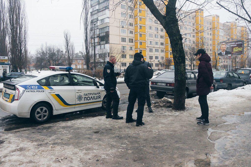 В Киеве выстрелили в ребенка