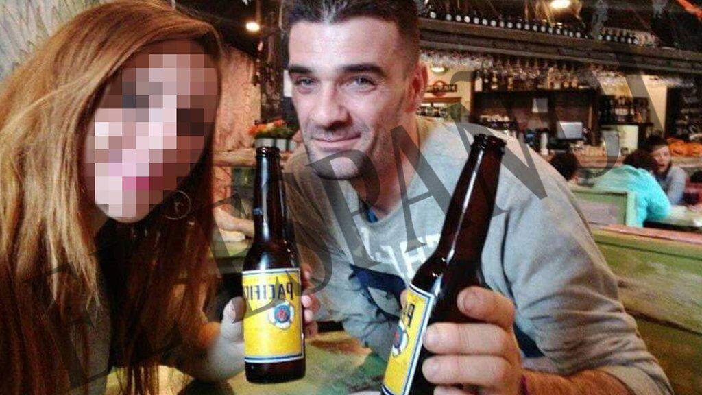 Росіянка Дар'я з підозрюваним у вбивстві
