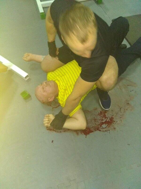 Нападение в спортзале Пензы
