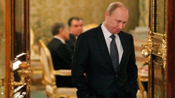 В Україні розповіли про велику проблему Путіна