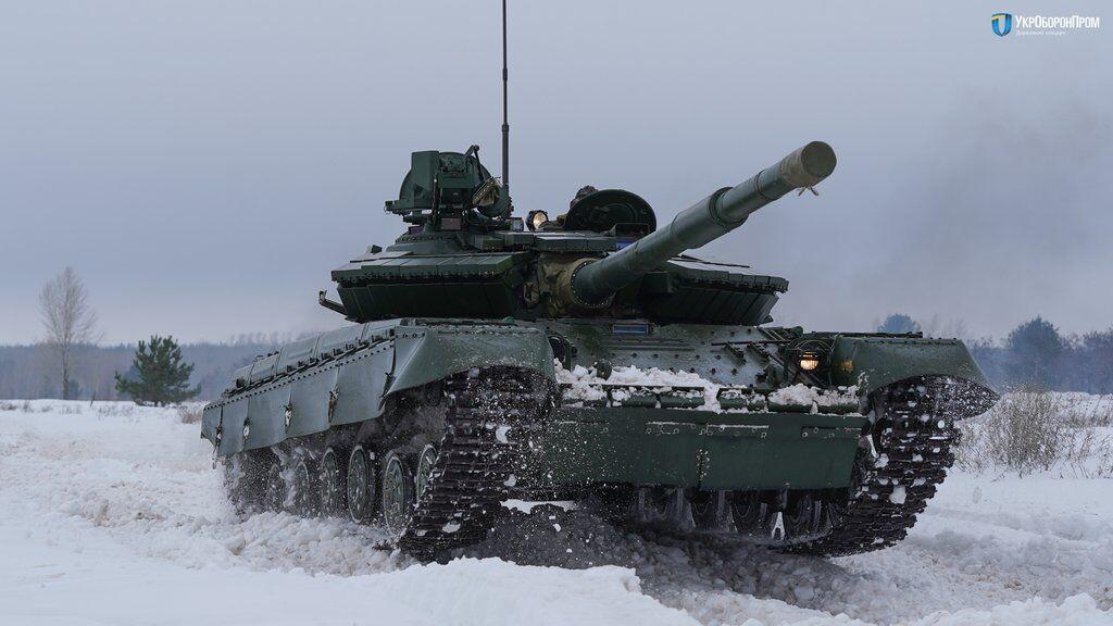 Танк Т-64