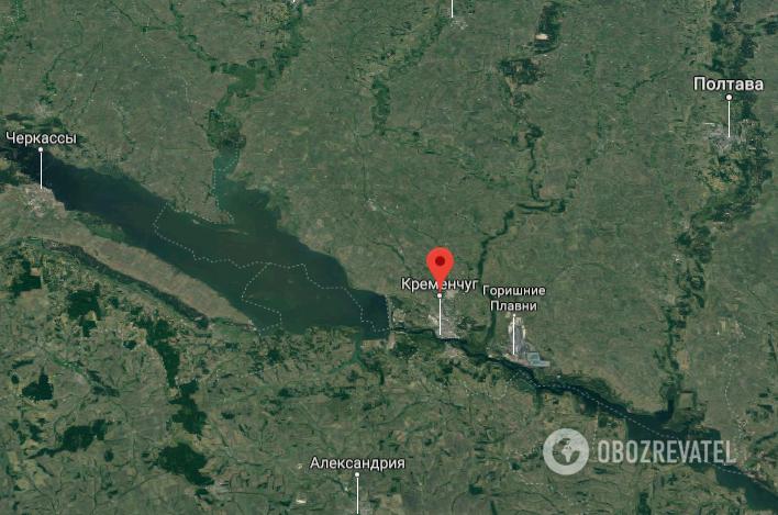 Трагедия случилась в Кременчуге Полтавской области