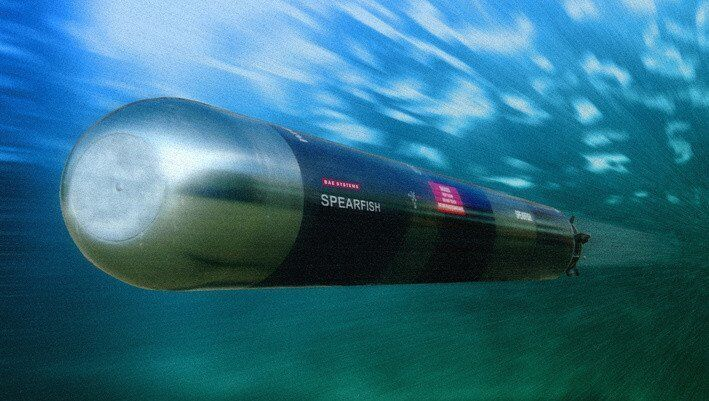 "Торпеда класса ""Spearfish"""