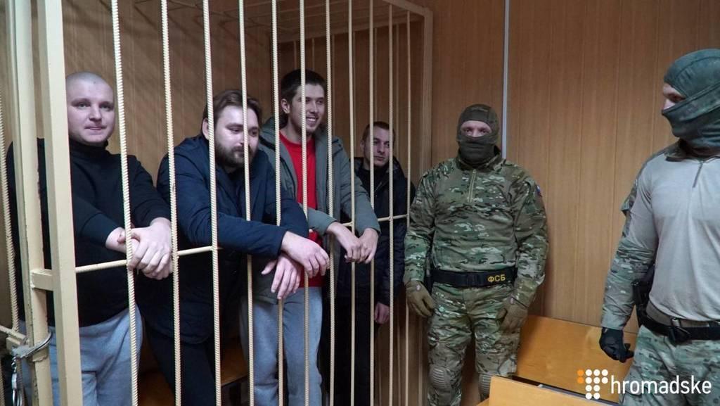 Суд над українськими моряками в РФ: тривожні дані