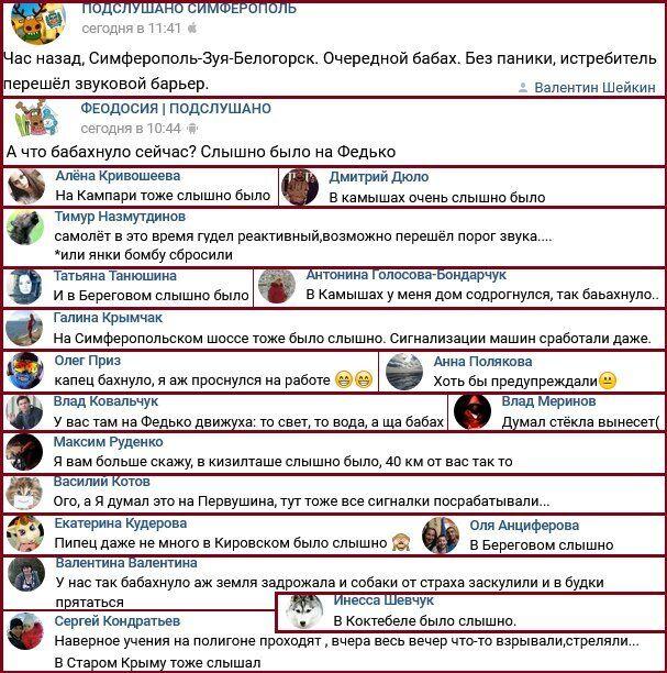 У Криму забили на сполох через дії окупантів