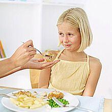 Почему ребенок не хочет есть?