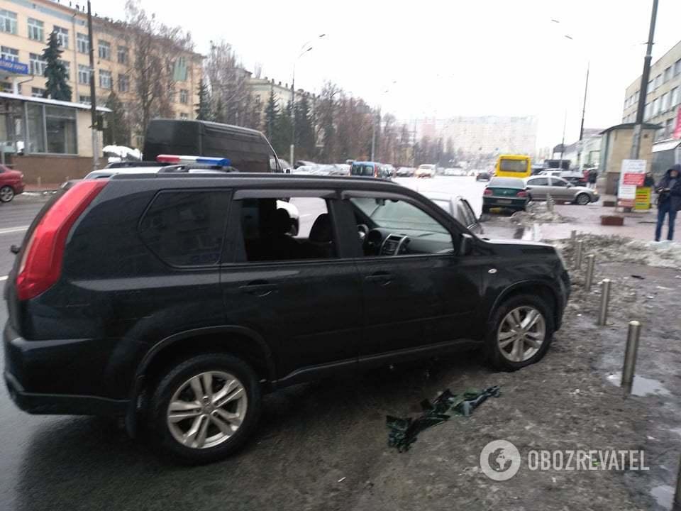 Пограбування у Києві