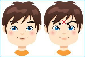 Нарушение зрения у детей: как предотвратить? Гимнастика для глаз