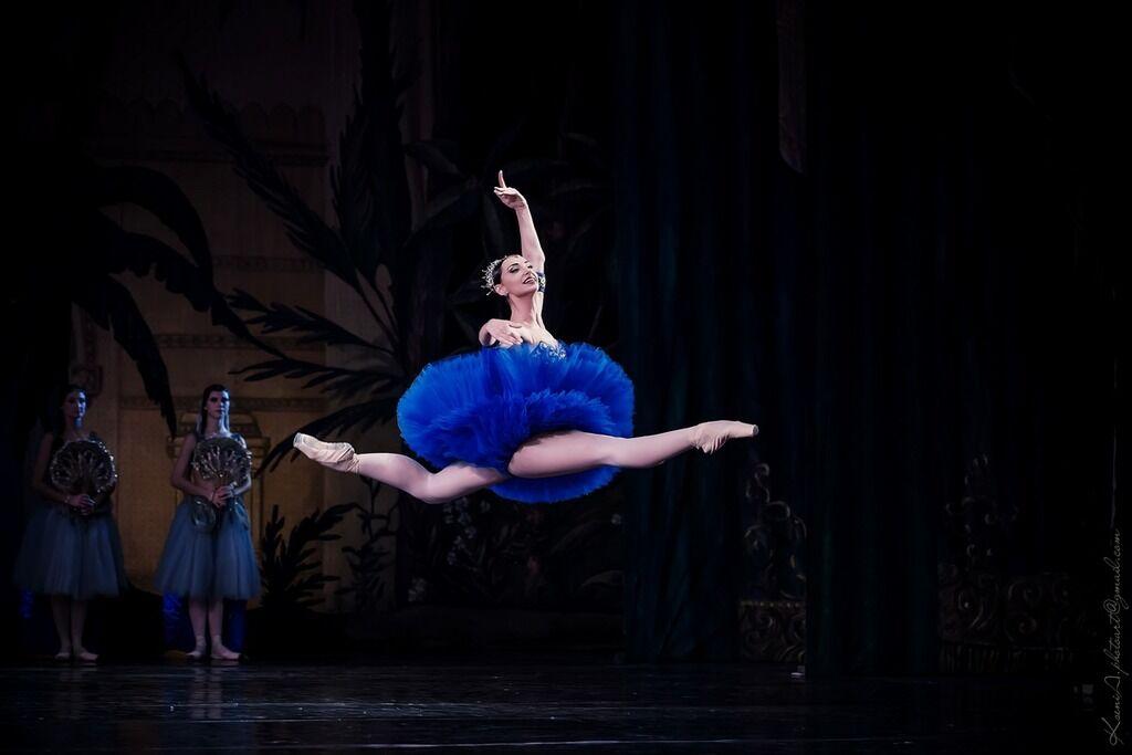 Балерину за кулисами лучше не видеть — Кристина Шишпор