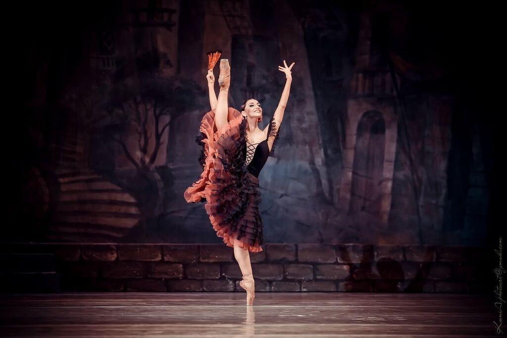 Балерину за кулісами краще не бачити — Христина Шишпор
