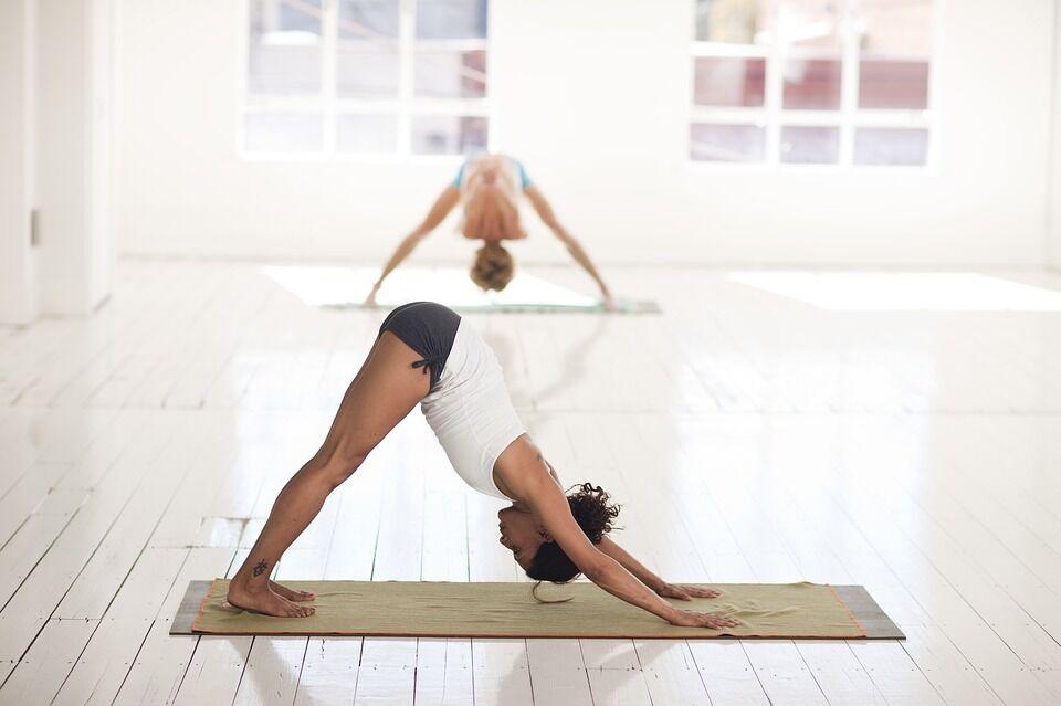 Спорт / йога