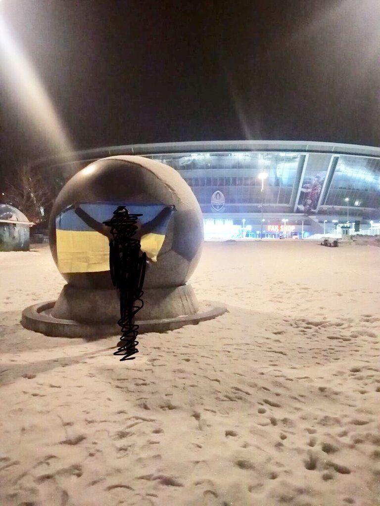Фото з Донецька