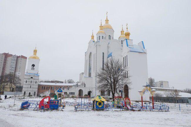 У Чернігові розкрили ''скаутів'' РПЦ-фанатів Росії