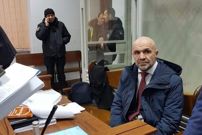 Мангера арестовали в зале суда: что его ждет