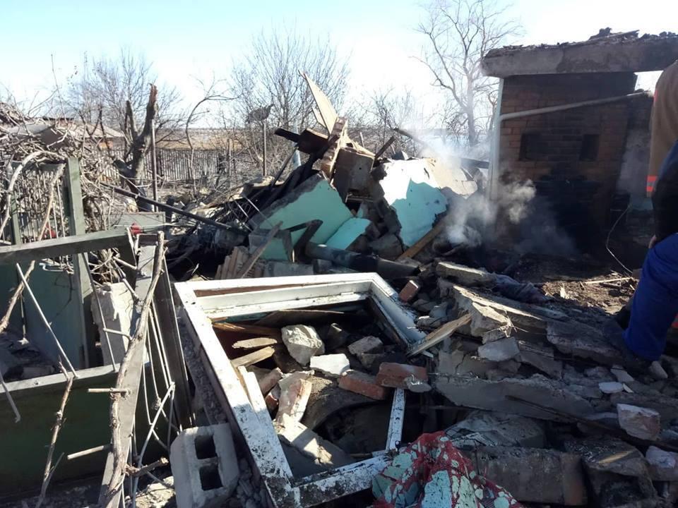 Стало відомо, кого обстріляли окупанти на Донбасі