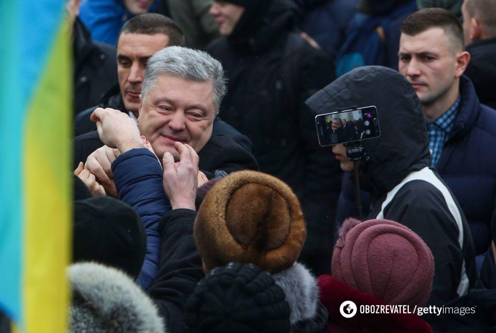 Порошенко вывел Украину на карту мира