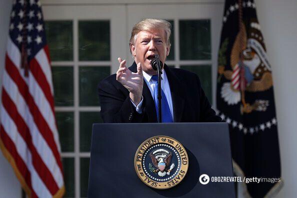 Трамп вводит чрезвычайное положение в США