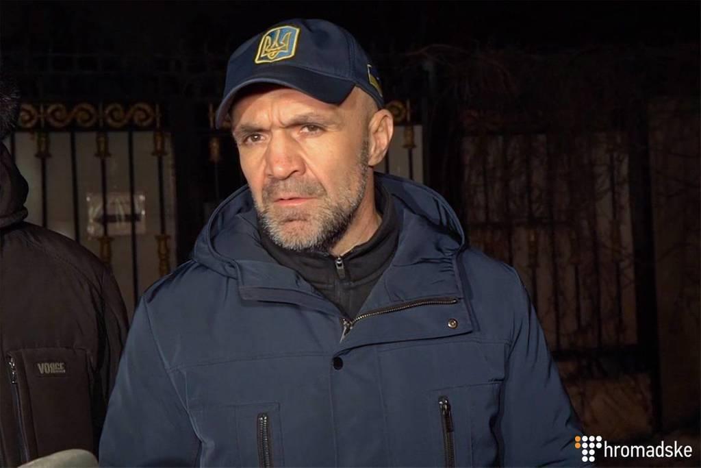 """Экс-члена """"Батьківщини"""" Мангера выпустили из СИЗО"""