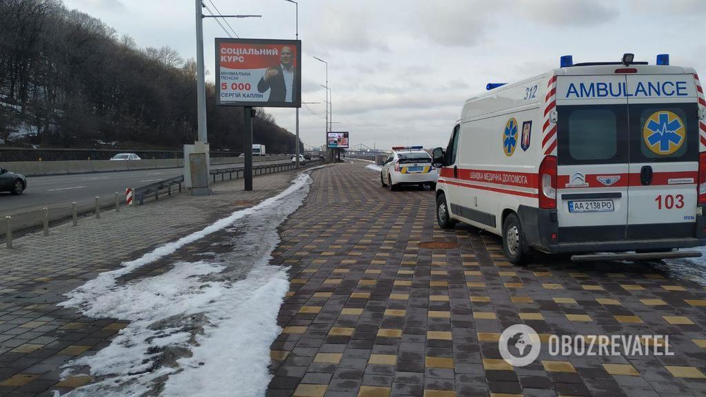 В Киеве обнаружили труп девушки
