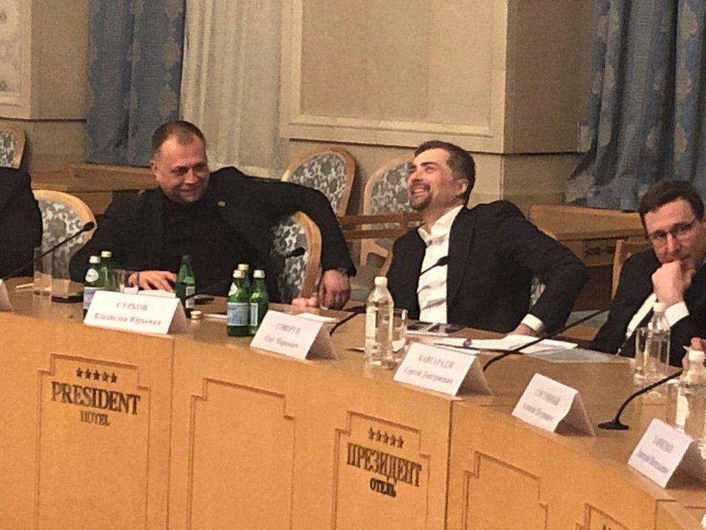 """Бородай і Сурков скликали ватажків """"Л / ДНР"""""""