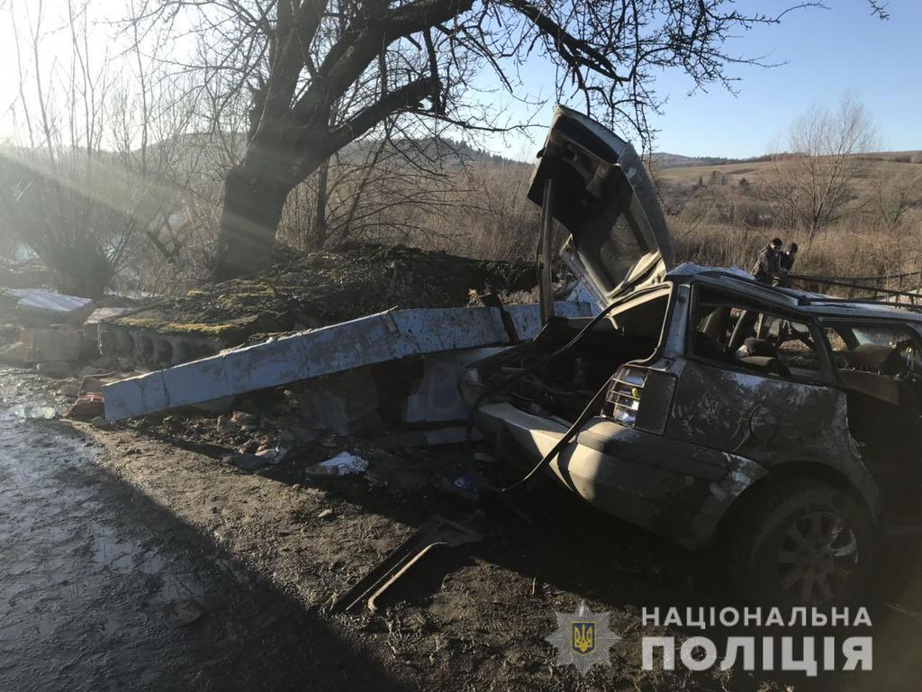 На Львівщині сталася смертельна аварія