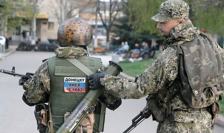 В Україні оцінили сили окупантів на Донбасі