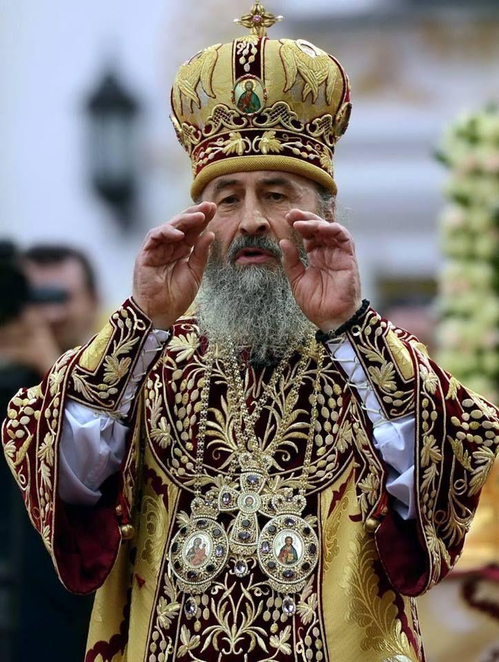 Атаки Росії на церкви України: СБУ викликала Онуфрія