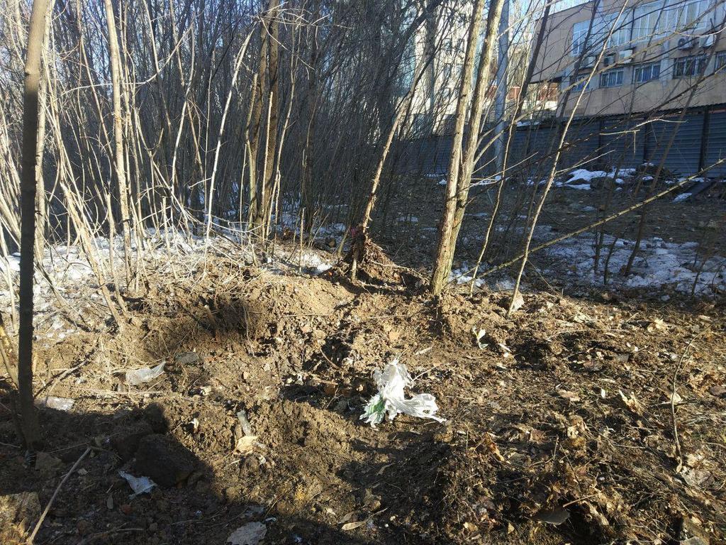 У Донецьку пролунали вибухи: перші фото