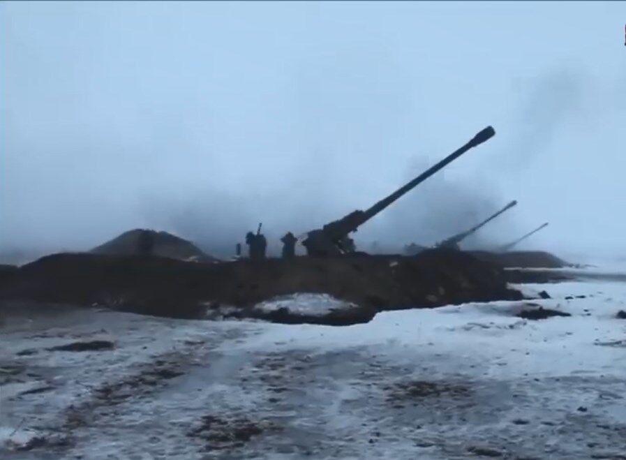 Оборона Дебальцева