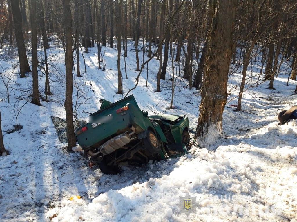 Смертельна аварія поблизу села Проців