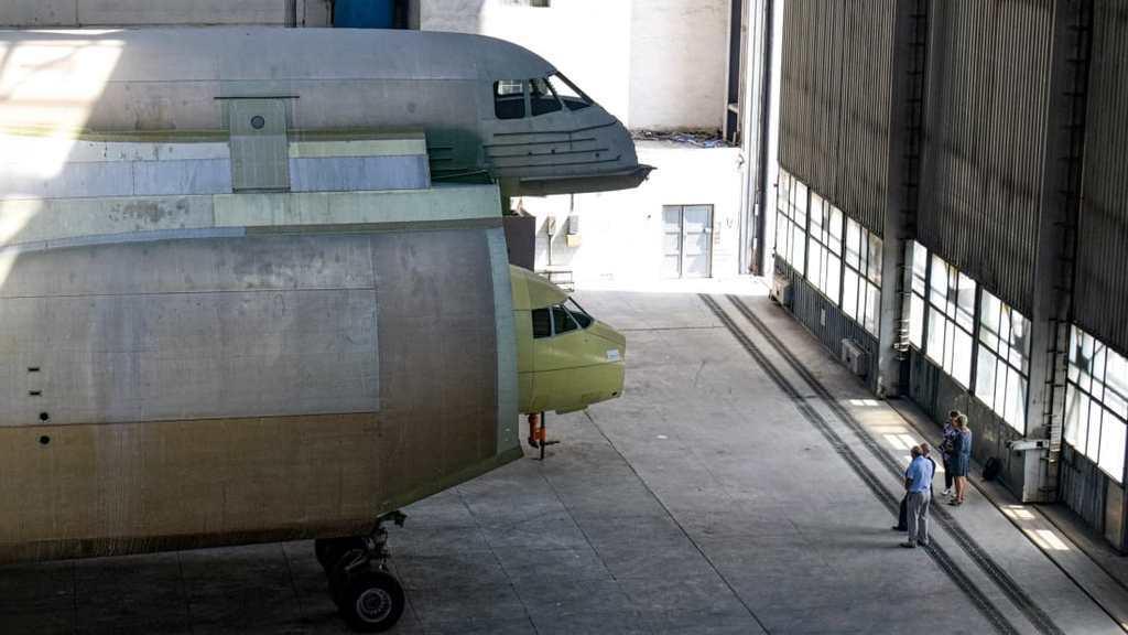 """АН-225 """"Мрія"""""""