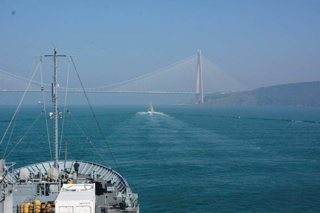 Корабли SNMCMG2