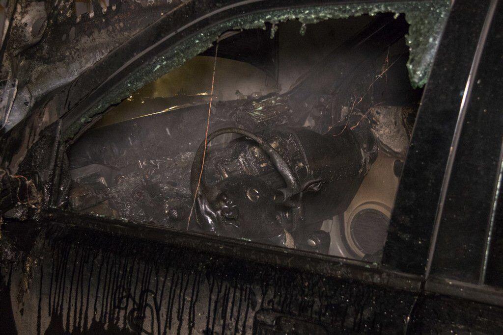 У Києві трапилася серія підпалів