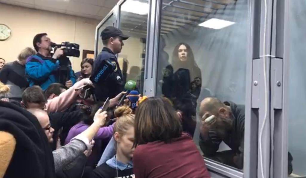 """""""Щиро каюся"""": Зайцева повністю визнала вину в кривавій ДТП"""