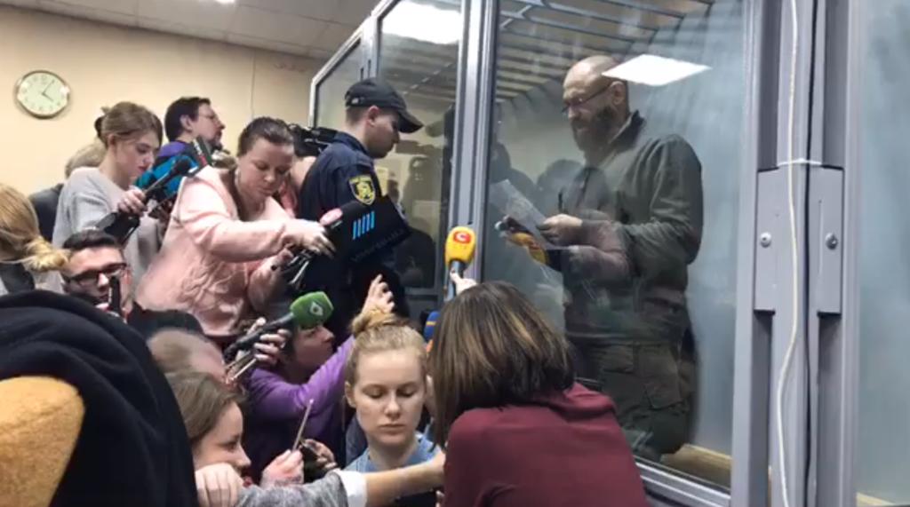 ДТП в Харькове: Дронов выступил в суде