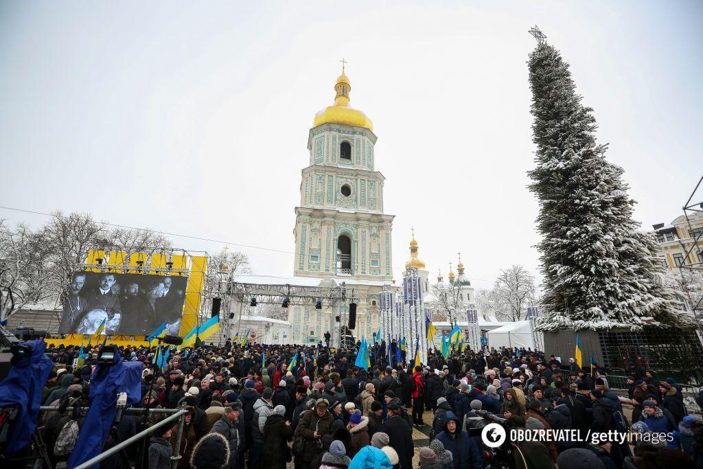 В українців є одне дивне роздвоєння