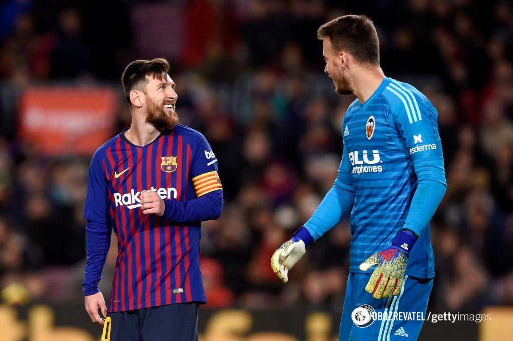 """""""Барселона"""" – """"Валенсія"""""""