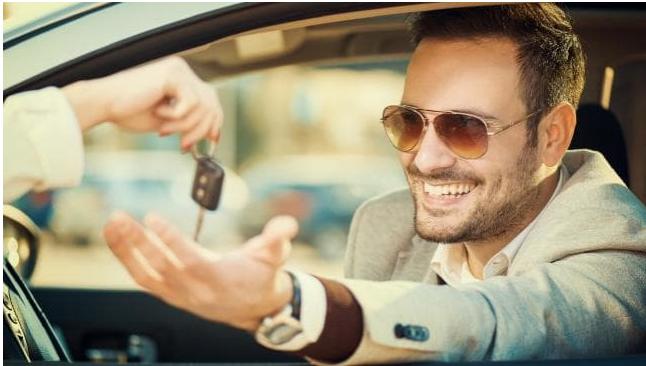 Тест-драйв розкішних автомобілів