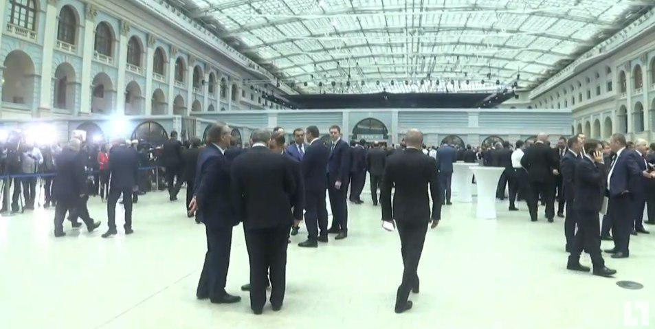 Ежегодное послание Путина Федеральному собранию