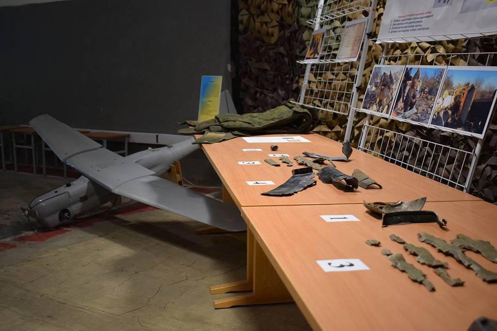 Докази російського вторгнення на Донбас